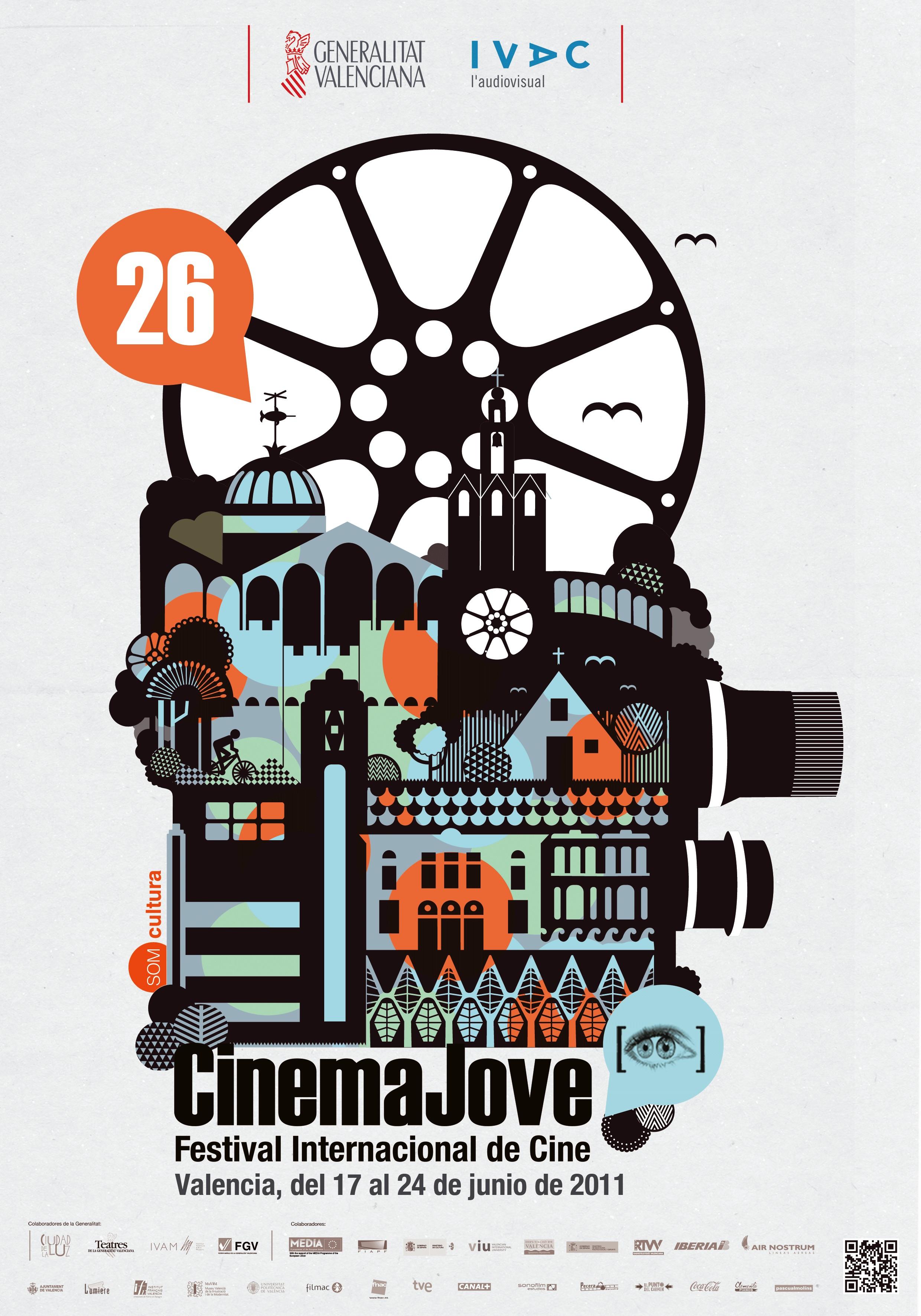 """La russa """"Sibèria. Monamour """", triomfadora del Cinema Jove de València"""