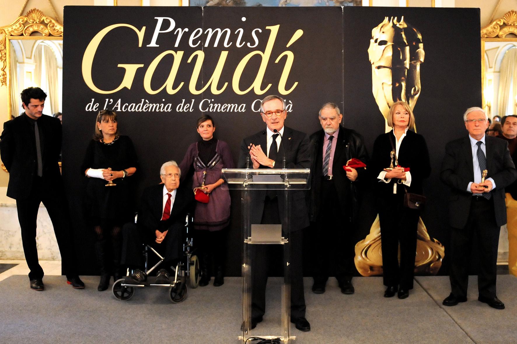 L'Acadèmia del Cinema Català ha nomenat els nous Membres d'Honor