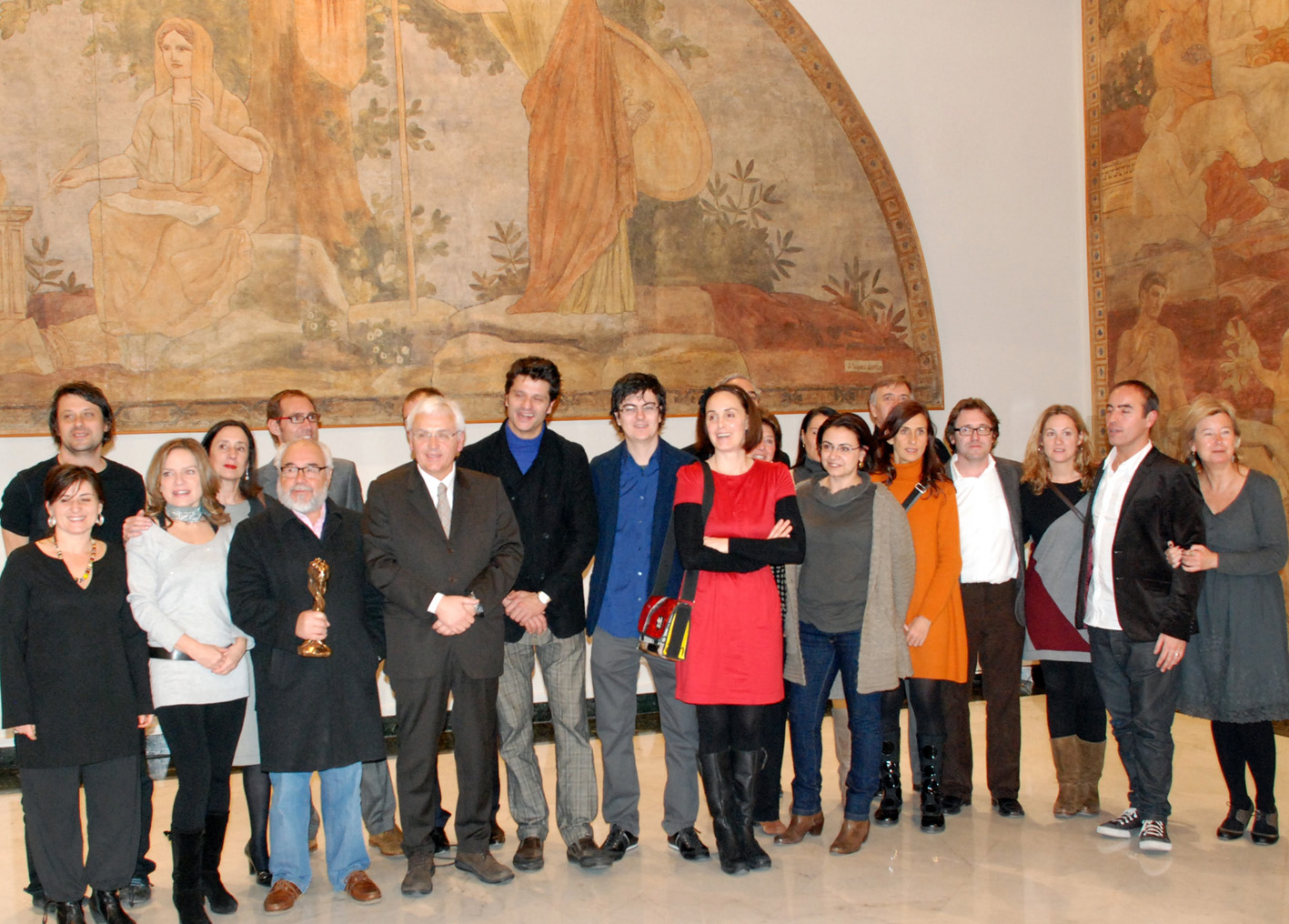 Premis Gaudi 2012: comentant la pol·lèmica