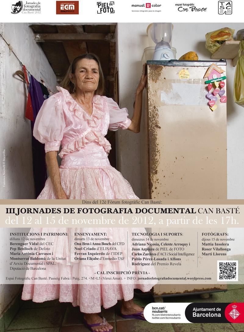 III Jornades Fotografia Documental Can Basté