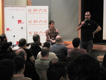 SEMINARI CPAC: Fluxos de treball de cinema digital