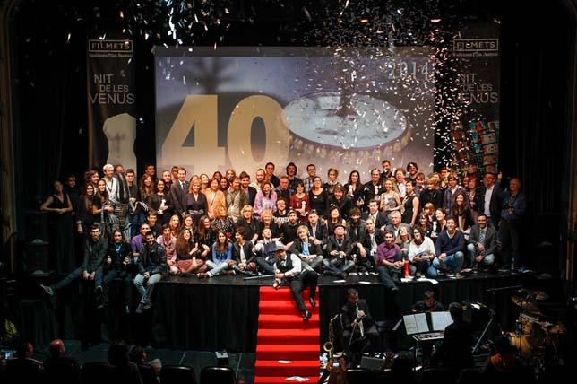 THE MASS OF MEN, de Gabriel Gauchet guanya  la Venus de Badalona a la millor pel·lícula en la gala de cloenda del Festival FILMETS Badalona Film Festival