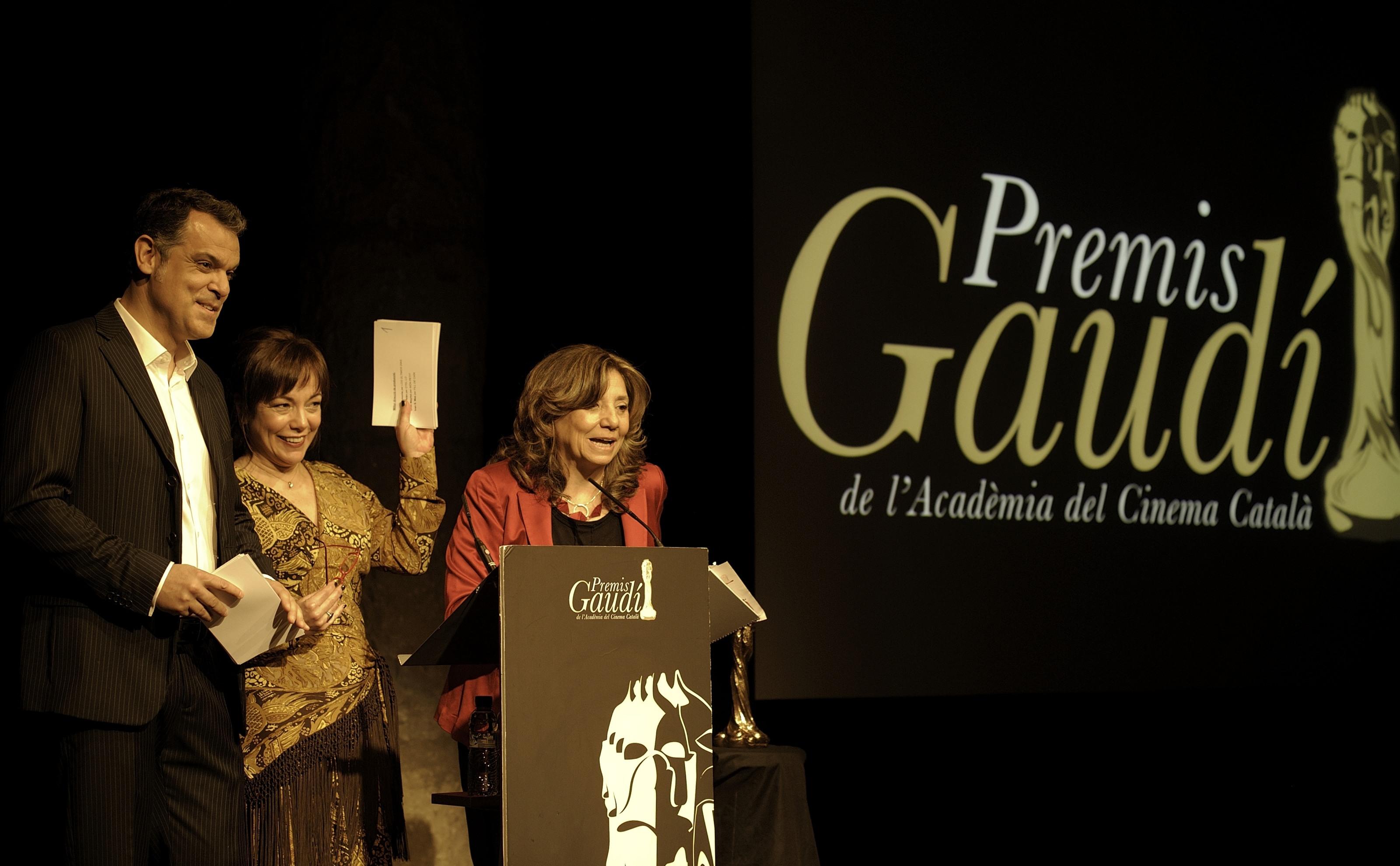 Nominacions als PREMIS GAUDI d'enguany