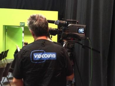 Videolab i Addmira realitzen la retransmissió en streaming de la conferencia d'Iberdac al BIZ Barcelona 2014