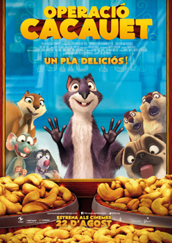 S'estrena el film d'animació 'Operació Cacauet'