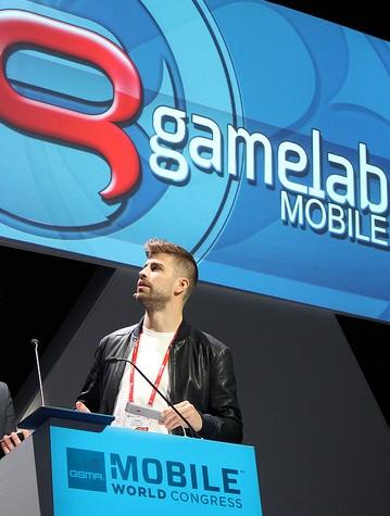 Exit del Gamelab Mobile dins les activitats del MWC.