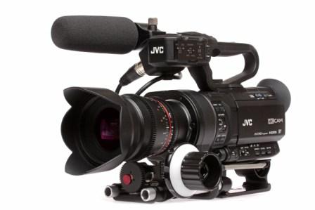 La cámara 4K GY-LS300 ya acumula experiencia en el terreno de la producción cinematográfica y de documentales en Turquía