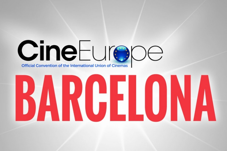 Barcelona, doble capital de l'audiovisual: CineEurope i Gamelab