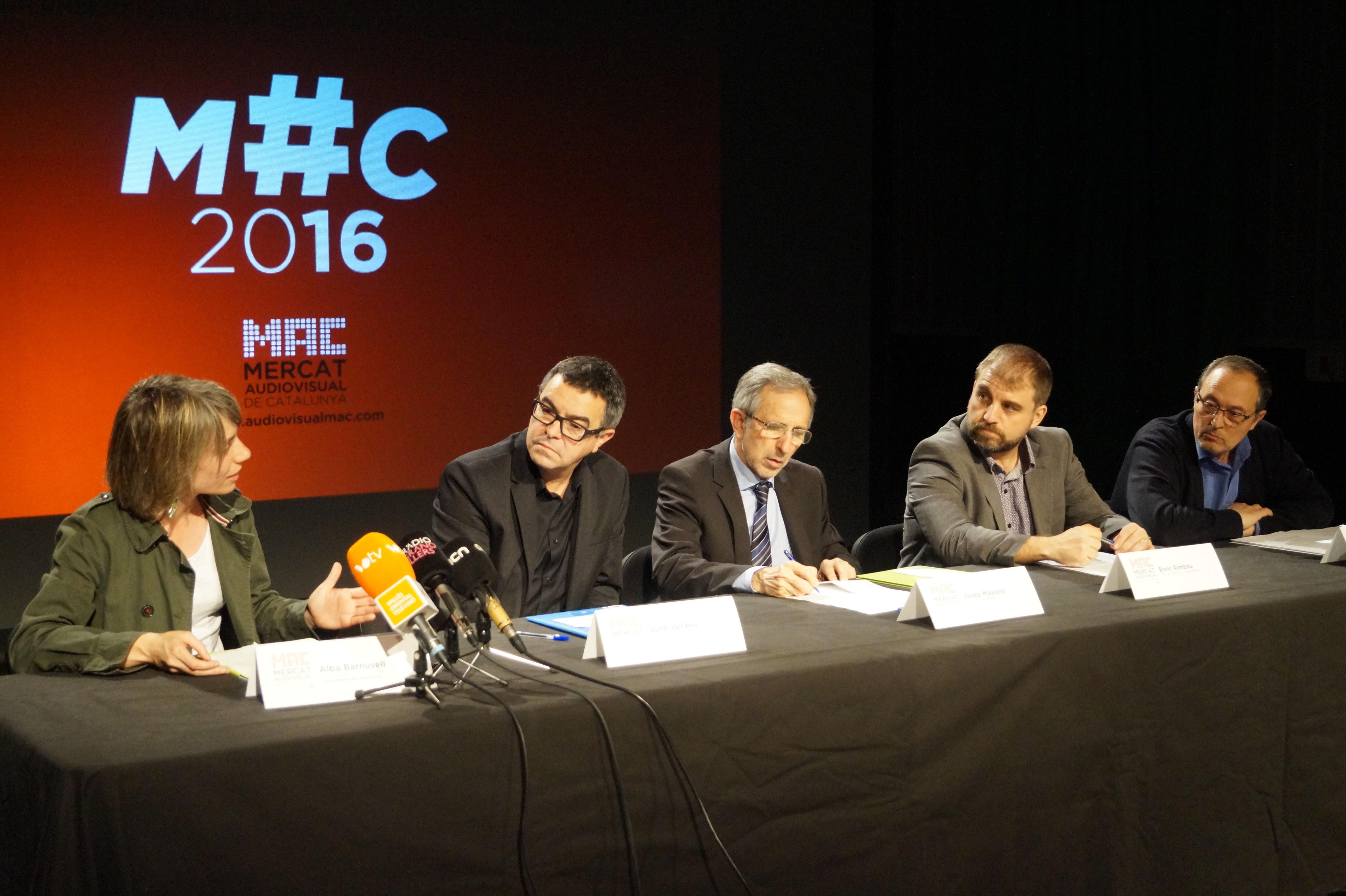 La 17a edició del MAC oferirà les claus que defineixen el procés de canvi del sector audiovisual