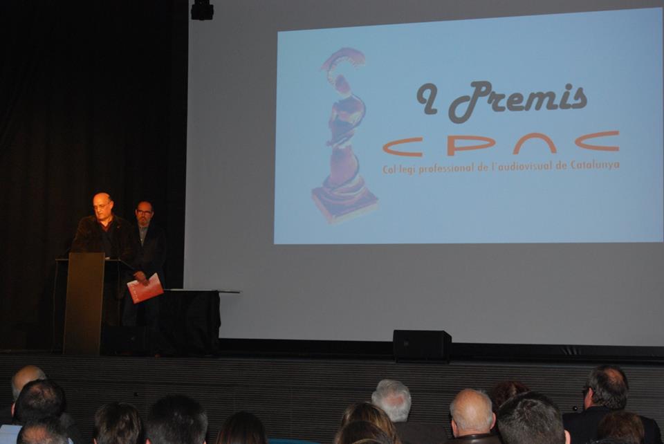 El CPAC convoca els II Premis per a estudiants d'audiovisuals de Catalunya