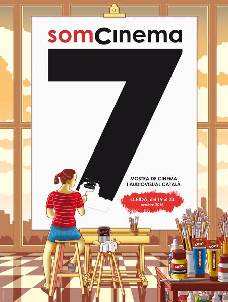 La 7ena. edició de Som Cinema aposta pels nous creadors i el cinema experimental