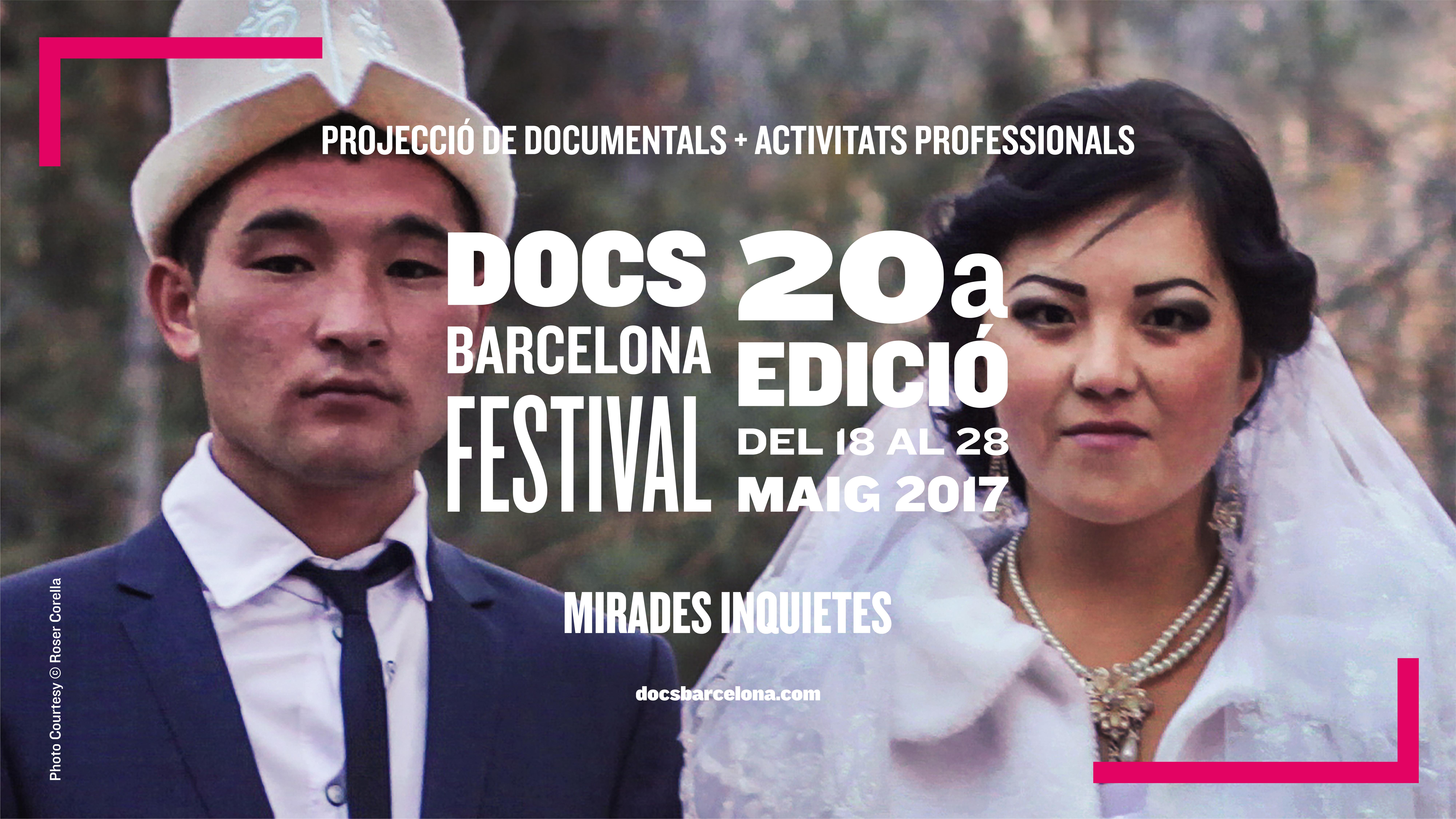 Última setmana per acreditar-se al DocsBarcelona!