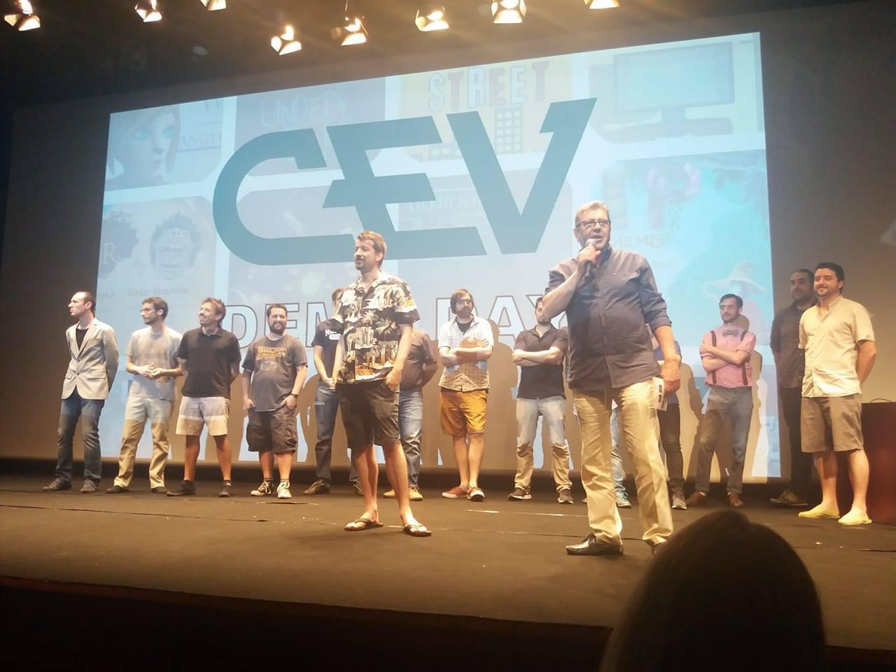 Els desenvolupadors de videojocs del futur surten de les aules del CEV Barcelona