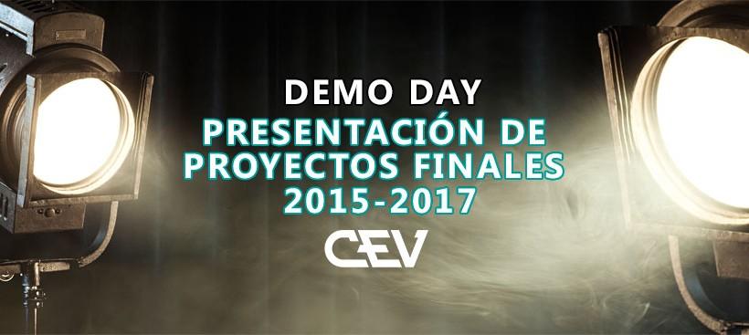 DEMO DAY del CEV al CaixaForum: mostra de projectes emprenedors en Animació 3D i Videojocs