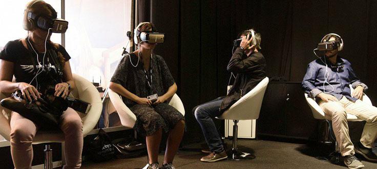 El Festival de Sitges obre les inscripcions per les peces rodades i exhibides en cinema 360º i realitat virtual