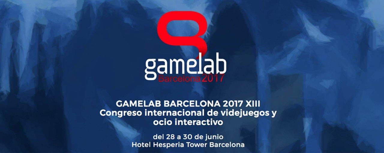 Compte enrere pel XIII Gamelab Barcelona