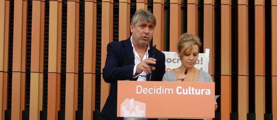 Ampli suport dels professionals de l'audiovisual català al referèndum d'autodeterminació