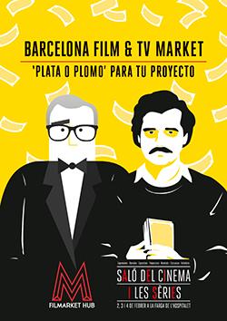 FILMARKET HUB PREPARA EL PRIMER MERCAT CINEMA I TV DE BCN