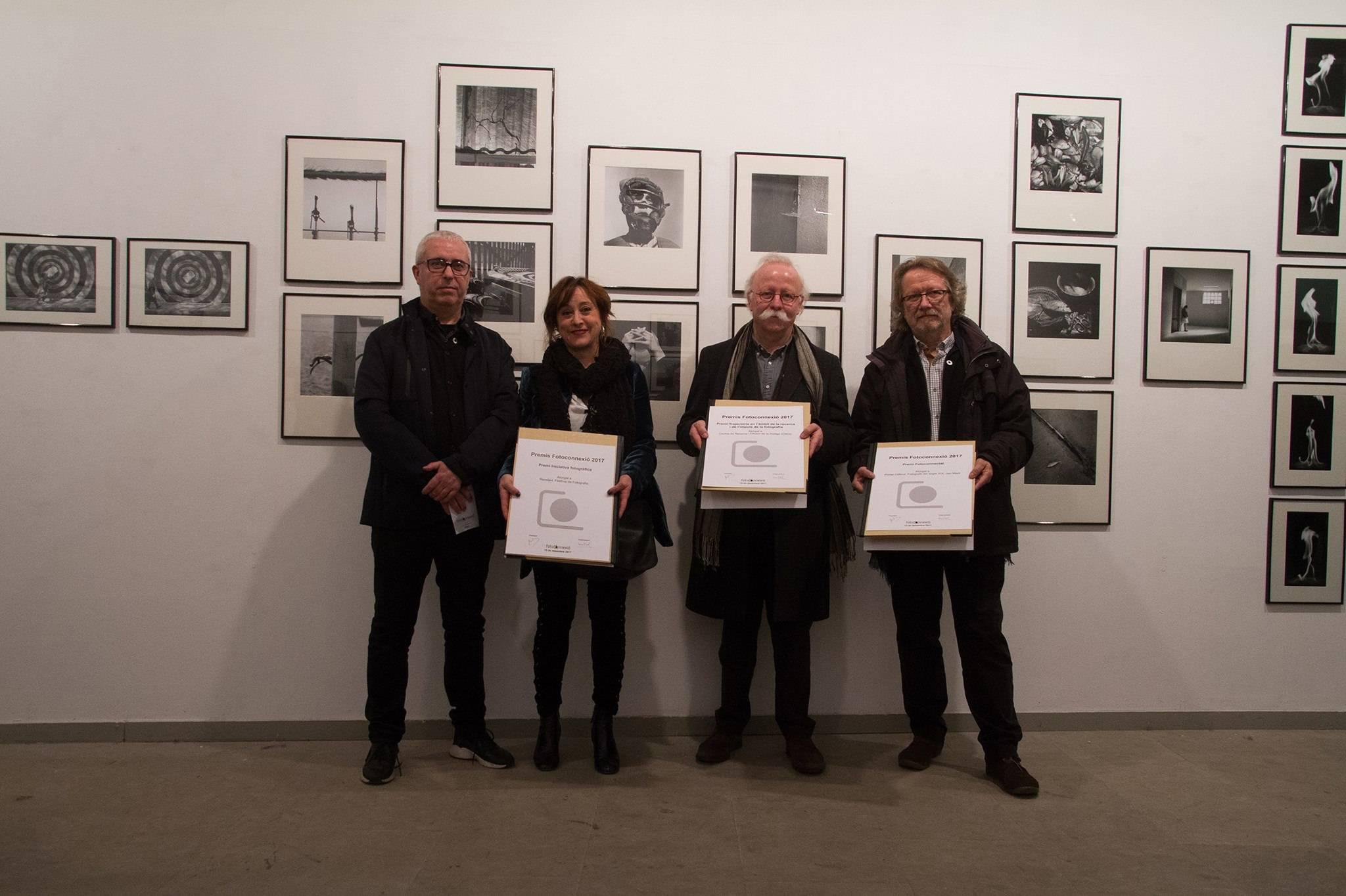 Premi Fotoconnexió al Centre Recerca i Difusió de la Imatge de Girona
