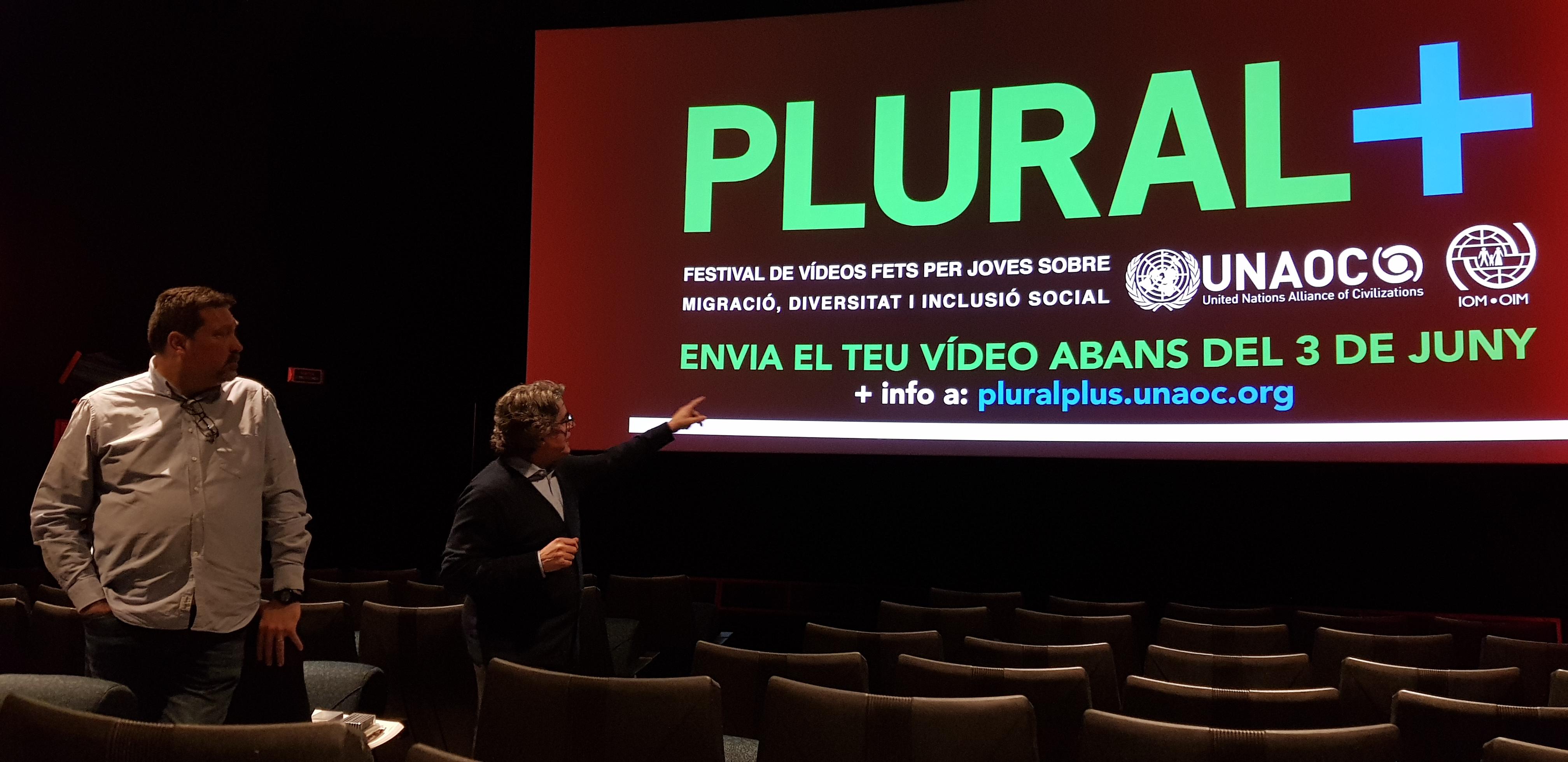 Nova edició del Festival Plural+: Oberta la inscripció de peces