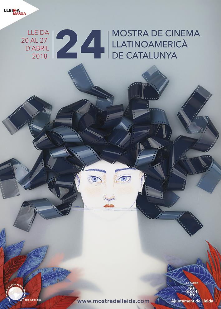 Preparant la 24a edició de la Mostra de Cinema Llatinoamericà de Lleida