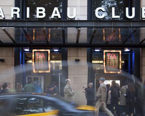 Els cinemes Aribau Club de Barcelona, van tancar a finals de juliol