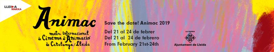 Fins 31-Octubre està oberta la inscripció a Animac