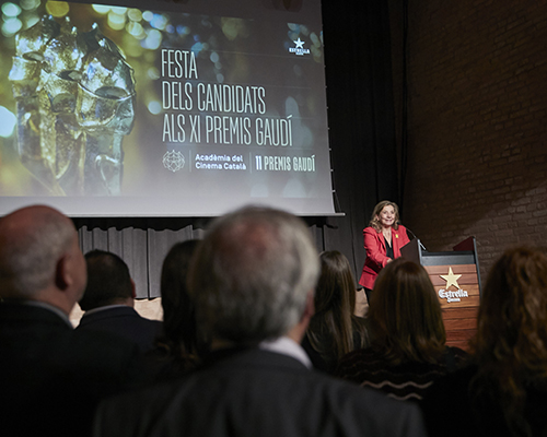 76 produccions competiran als Gaudi d'enguany