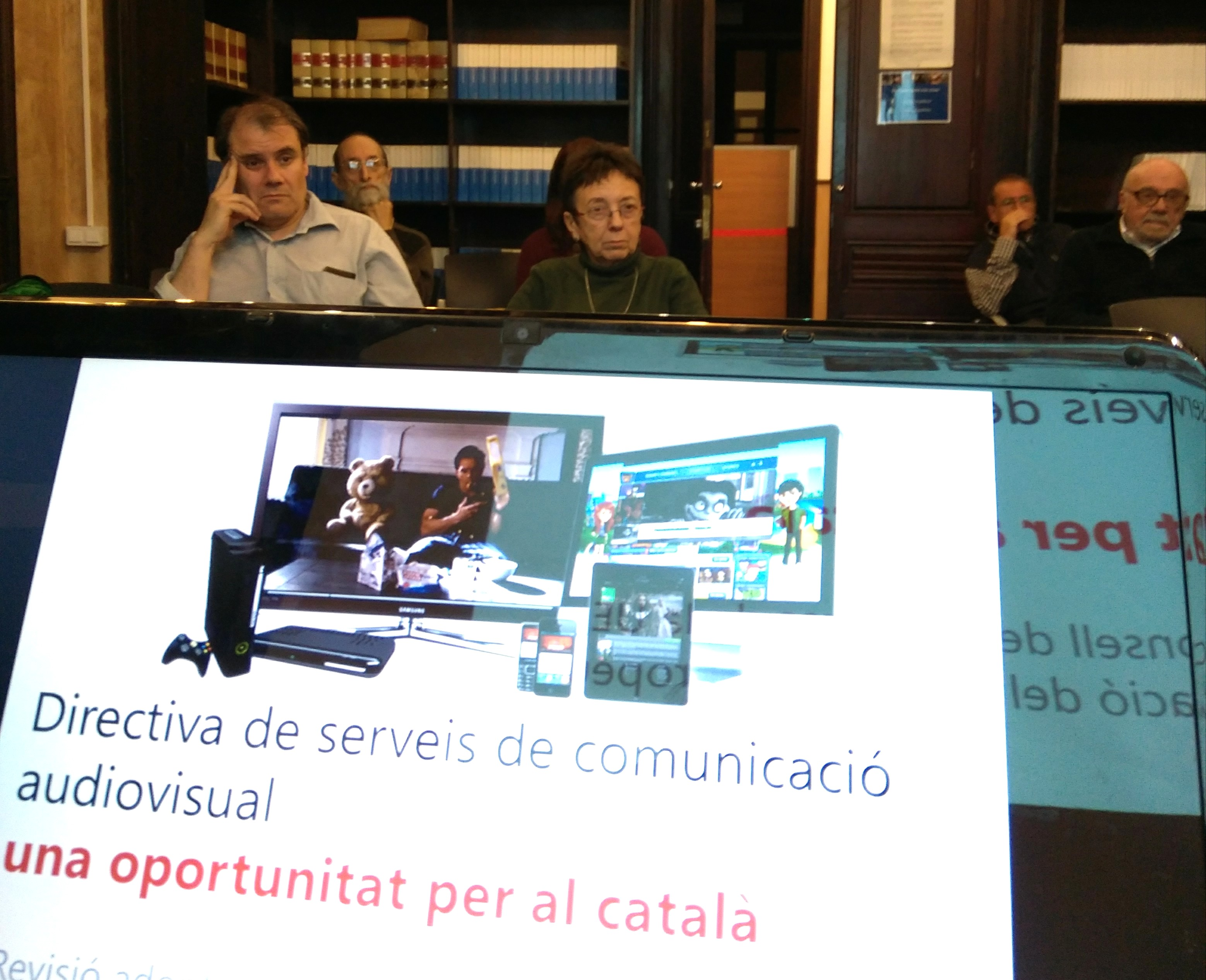 La nova Directiva europea de serveis de comunicació audiovisual: una finestra d'oportunitat per als continguts en català