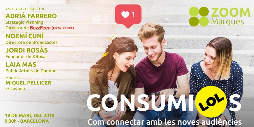 ZOOM Marques: Publicitat, nous codis de recepció