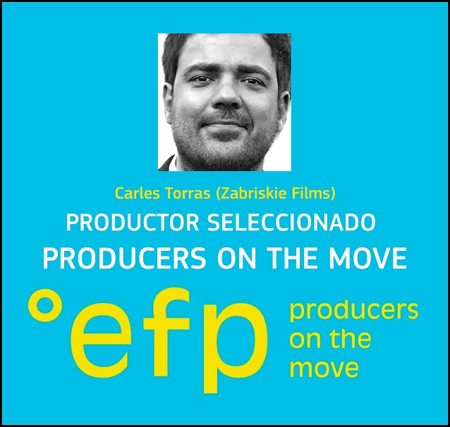 """CARLES TORRAS A """"PRODUCERS ON THE MOVE"""" A CANNES"""