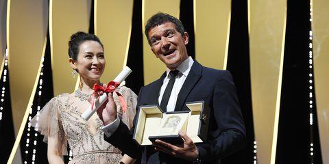 Palmares de Cannes 2019: Palma d'Or per Corea. Banderas, millor actor