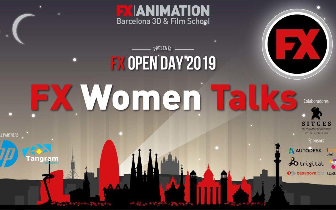 Profesionals del cinema i el 3D conversaran sobre el paper de la dona en el sector audiovisual i de l'entreteniment