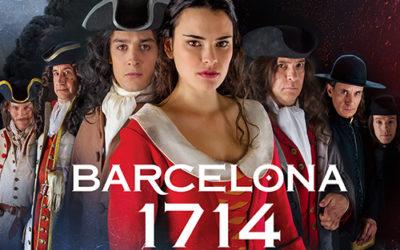"""Arriba a les pantalles """"Barcelona 1714"""""""