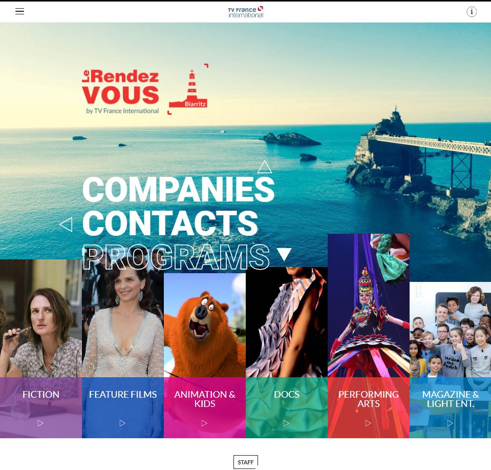 Les vendes de l'audiovisual francès creixen un 300% en els darrers 25 anys