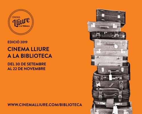 Cinema Lliure inicia l'exhibició de documentals a biblioteques del 30 de  setembre al 22 de novembre