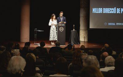 Accés al llistat de nominacions dels Gaudí