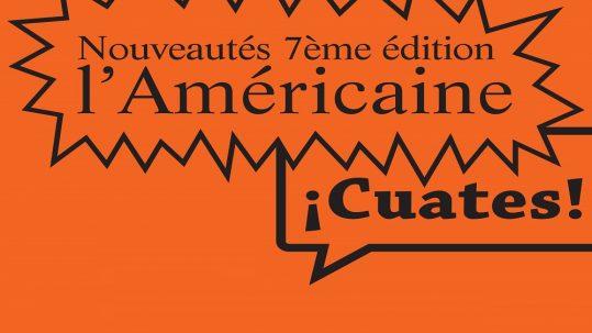 """3-8/3/20: """"Americana"""": el Cinema Independent Nord-americà de Barcelona."""