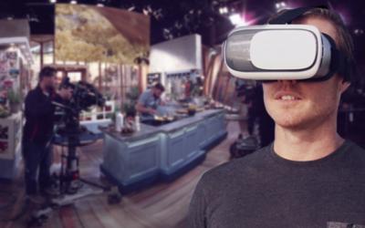 La CCMA prova una experiència audiovisual immersiva 360º i accessible