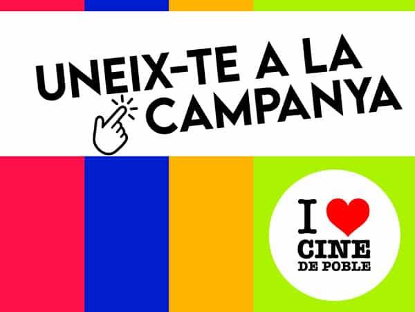 Campanya de crowfunding per salvar sales de cinema: I love cine de poble