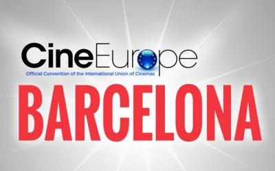 El CineEurope s'ajorna al 2021 per la COVID19
