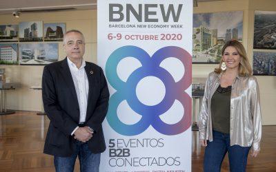 BNEW: L'esdeveniment d'octubre per a reactivar l'economia catalana