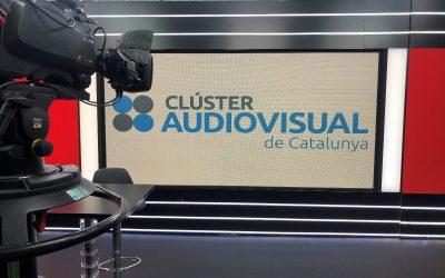 L'audiovisual català s'alinia amb el Clúster Audiovisual de Catalunya, que creix i consolida el sector com a agent transversal i es-tratègic per a la recuperació econòmica