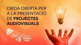 Tres propostes seleccionades a la convocatòria de projectes de programes culturals oberta per la CCMA i l'ICEC
