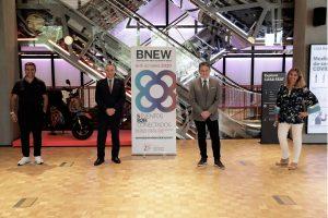 "BNEW: Del 6 al 9 octubre: aposta per la ""nova economia"""