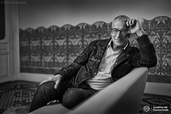 Lluís Miñarro és el Premi Pepon Coromina de l'Acadèmia d'enguany