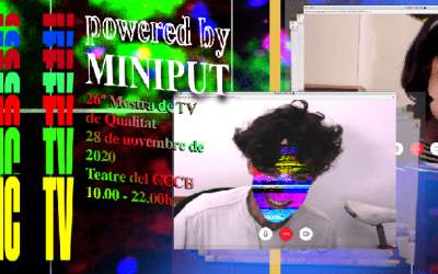 """28/nov: Propera edició de Miniput """"televisió de qualitat"""""""