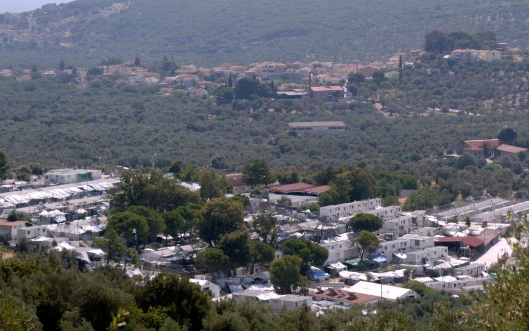 Camp de refugiat de Moria