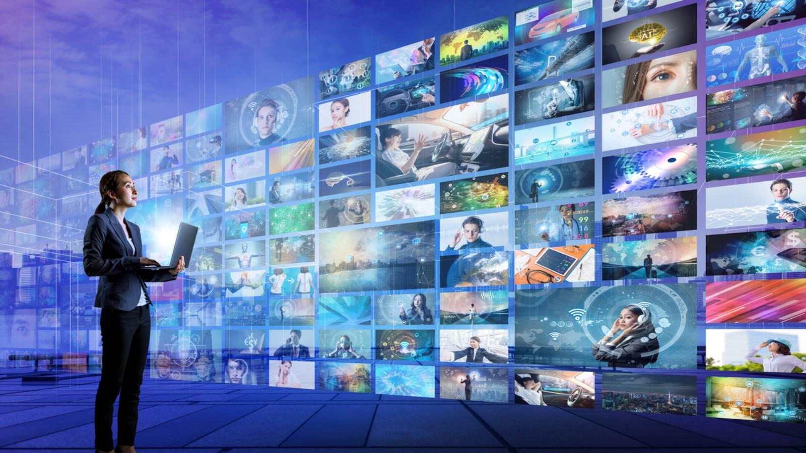 Estudi UOC: La tv recupera al públic jove, amb la pandèmia
