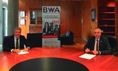 """Del 3 al 5 de març arriba BWA """"Barcelona Woman Acceleration"""""""